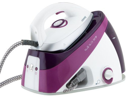 Steam Generator Iron With Side Dial