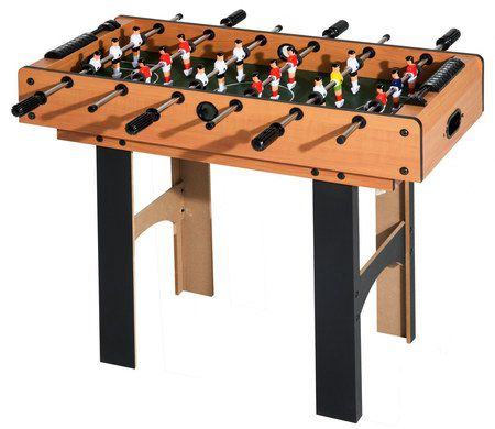 Multi Games Table With Red White Players