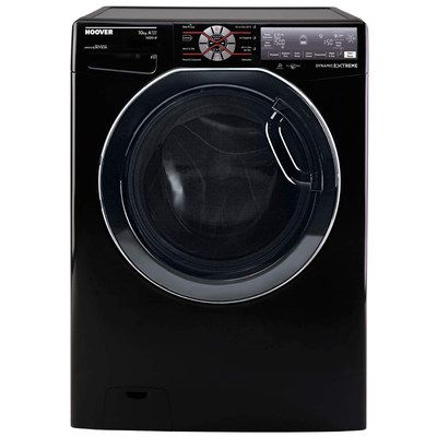 Washing Machine In Black Finish
