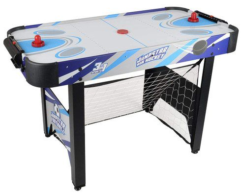 Kids Multi Games Table With White Surface