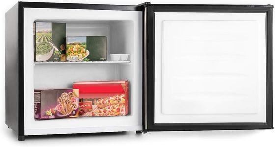 Small Table Top Freezer In Black