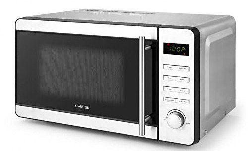 Microwave Grill Oven Combo With Steel Handle
