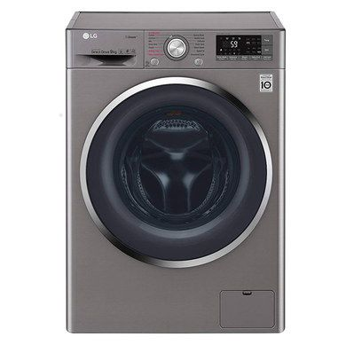 Washing Machine In Graphite Finish