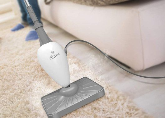 Steam Mop Cleaner With Grey Head