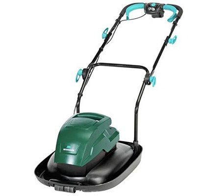 Mower In Green And Black Plastic
