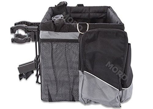 Dog Carrier With Black Clips