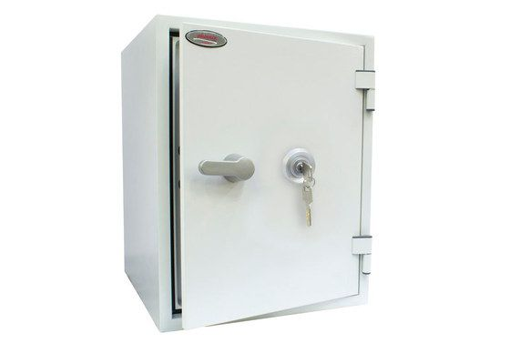 Heavy Duty Fire Safe In White Finish