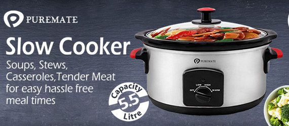Cheap Slow Cooker With Black Dial