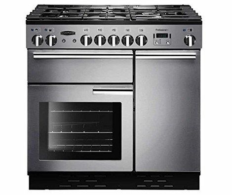 Stainless Steel 90 cm Gas Range Cooker