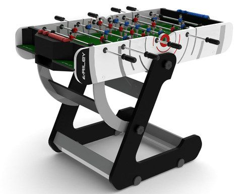 Football Table For Sale In Black And White