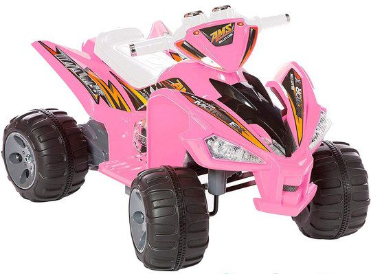 Girls Motorbike For Kids In Pink