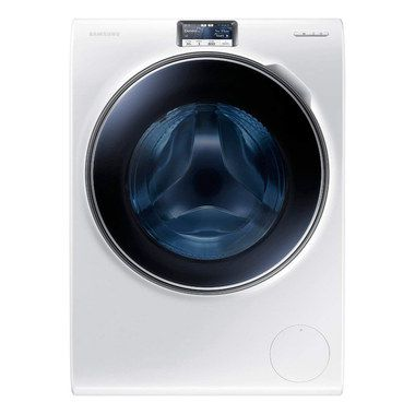 Washing Machine With Front LCD