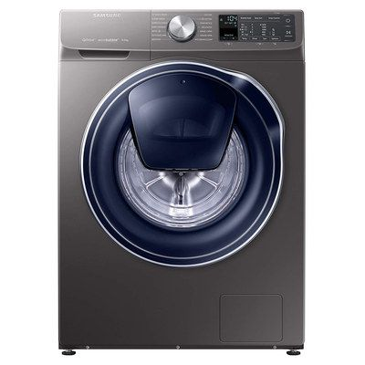 Free Standing Washing Machine In Graphite