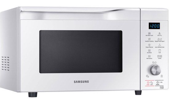 Oven Microwave Combo With Steel Knob
