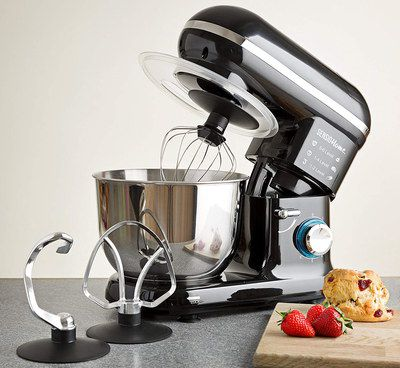 Electric Cake Mixer With Whisk
