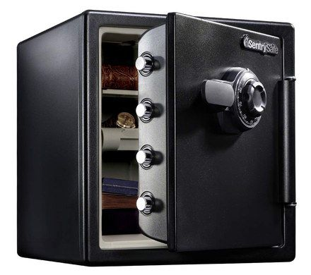 Combination Lock Safe With Big Dial