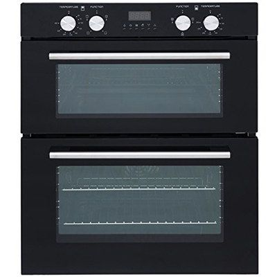 Built Under Electric Oven In Black