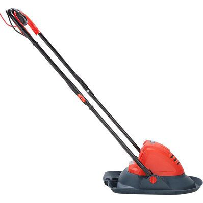 Hover Mower For Sale In Black And Red