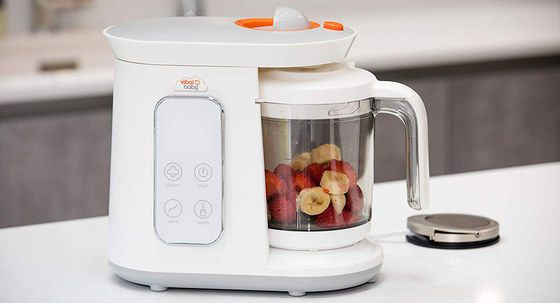 Best Baby Food Steamer Blenders Uk Buy 2 In 1 Machines