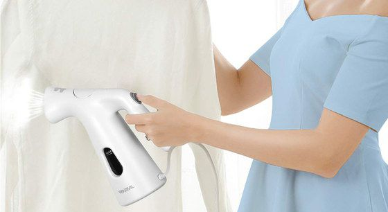 Garment Mini Steamer With Long Wire