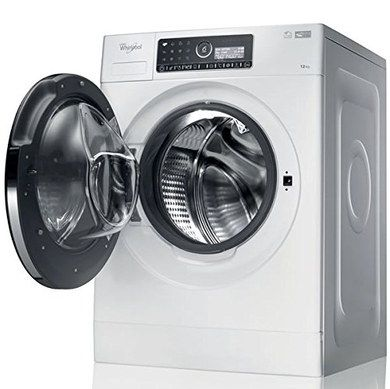 Washer Machine In White
