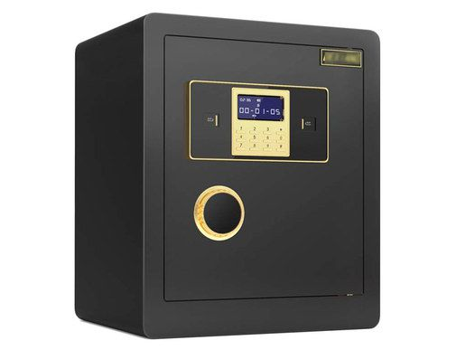 Digital Safe With Blue LCD Keypad