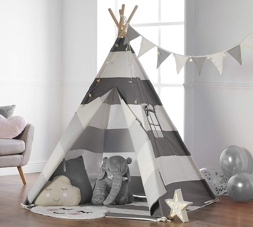 Waterproof Kids TeePee Fairy Lights