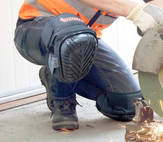 Professional Knee Pads For Tiling Work