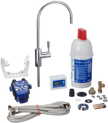 Water Filter With Tubes And Fittings