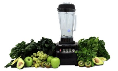 Smoothie Blender With Fruit And Vegetables
