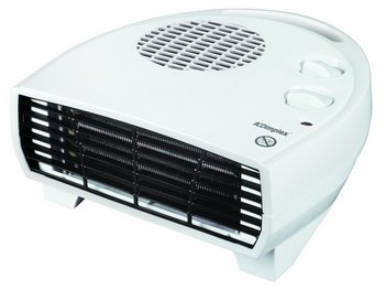 Control Fan Heater In Black And White