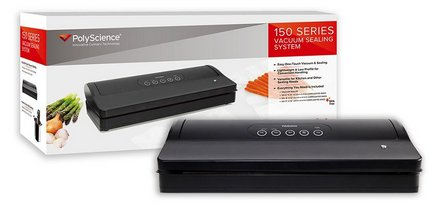 Food Sealer In Black With Box