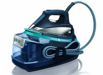 Silence Technology Steam Generator In Navy Colour