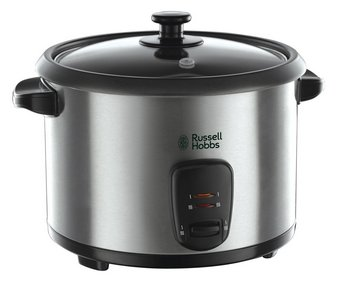 Large Litre Rice Steamer With Stainless-Steel Finish