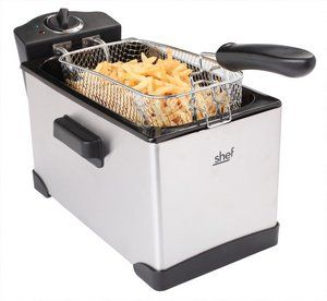Shef Mini Deep Fryer