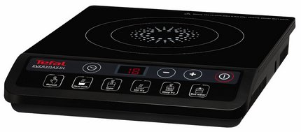 Ceramic Induction Hob In Black