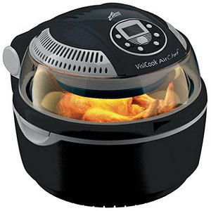 Halogen Oven In Black Finish