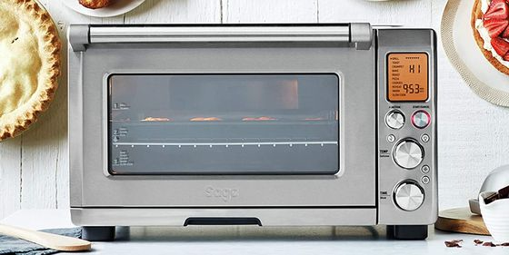 Smart Mini Oven In Polished Finish