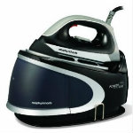 Blue Morphy Richards Steam Iron