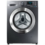 Silver Full Load Washing Machine