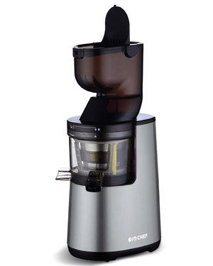 Atlas Quiet Blender Juicer With Black Chute