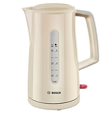 1.7L Instant Boiling Water Kettle In Cream