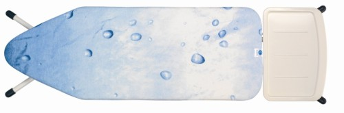 Brabantia Ice Water Wide Iron Board With Blue Cover