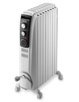 Radiator Heater With Settings On Side