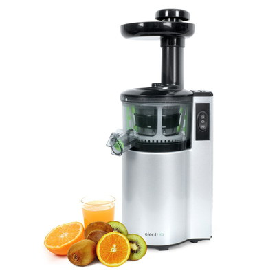 Smoothie Maker In Chrome Effect Exterior
