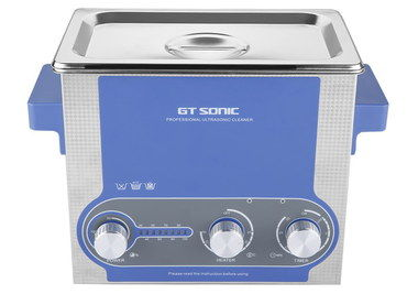 Sonic Jewellery Cleaner With 3 Front Knobs