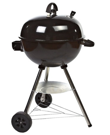 Kettle Charcoal BBQ On 3 Legs
