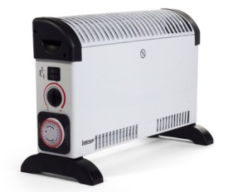 Convector Heater With Side Controls