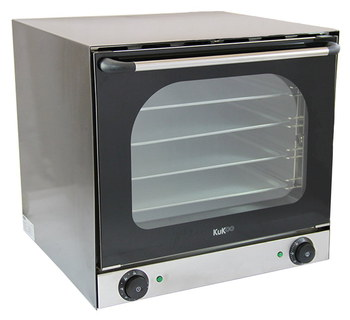 Electric Cooker With 2 Front Dials