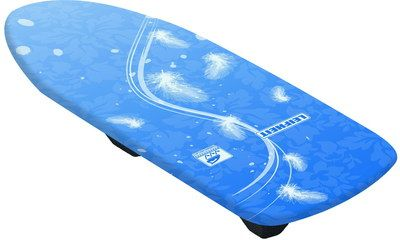 Table Travel Ironing Board With Blue Cover